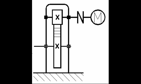 Двухступенчатый механический